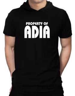 Property Of Adia Hooded T-Shirt - Mens
