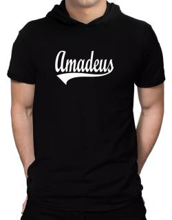 Amadeus Hooded T-Shirt - Mens