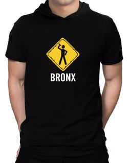 Bronx Hooded T-Shirt - Mens