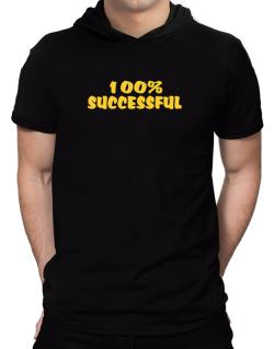 100% Successful Hooded T-Shirt - Mens