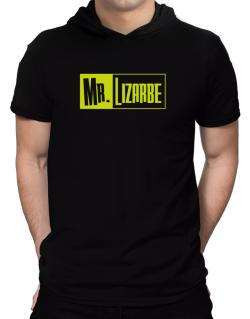 Mr. Lizarbe Hooded T-Shirt - Mens