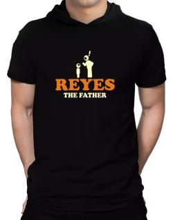 Reyes The Father Hooded T-Shirt - Mens