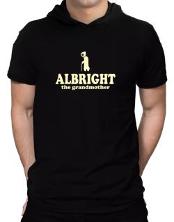 Albright The Grandmother Hooded T-Shirt - Mens