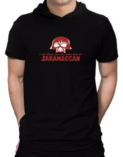 I Can Teach You The Dark Side Of Saramaccan Hooded T-Shirt - Mens