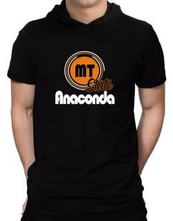 Anaconda - State Hooded T-Shirt - Mens