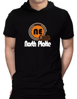North Platte - State Hooded T-Shirt - Mens