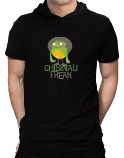 Chisinau Freak Hooded T-Shirt - Mens