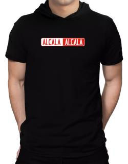 Negative Alcala Hooded T-Shirt - Mens