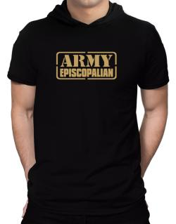 Army Episcopalian Hooded T-Shirt - Mens