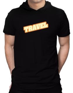 Travel Hooded T-Shirt - Mens