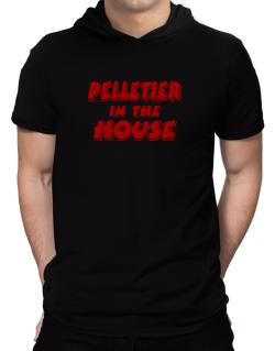 Pelletier In The House Hooded T-Shirt - Mens