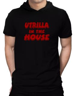 Utrilla In The House Hooded T-Shirt - Mens