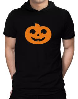 Belly pumpkin Hooded T-Shirt - Mens