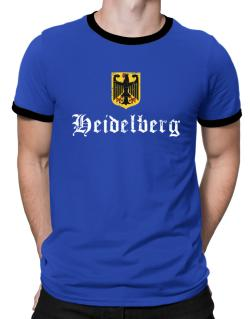 Heidelberg Germany Ringer T-Shirt