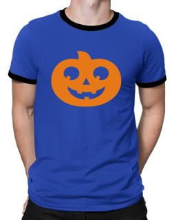 Belly pumpkin Ringer T-Shirt