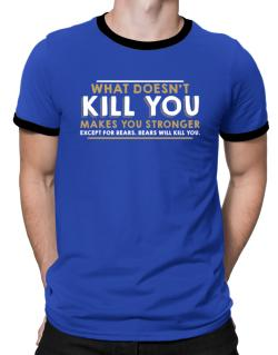 Playeras Ringer de What doesn