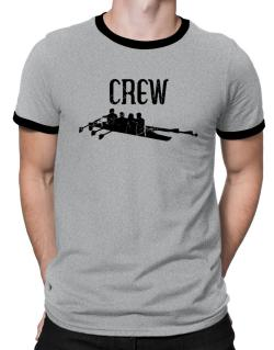 Crew rowing Ringer T-Shirt