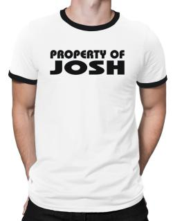 "Polo Ringer de "" Property of Josh """