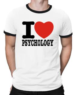 Polo Ringer de I Love Psychology