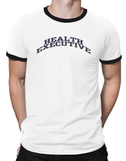 Health Executive Ringer T-Shirt