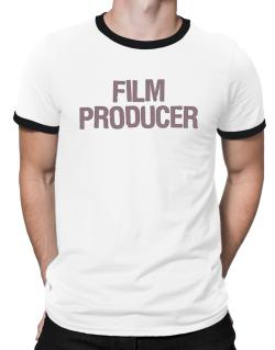 Film Producer Ringer T-Shirt