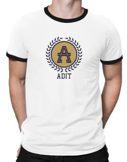 Adit - Laurel Ringer T-Shirt