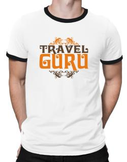 Travel Guru Ringer T-Shirt