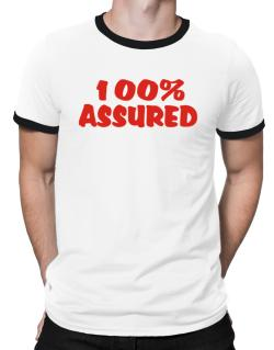 100% Assured Ringer T-Shirt