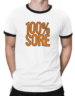 100% Sore Ringer T-Shirt