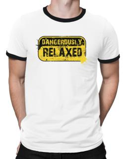 Dangerously Relaxed Ringer T-Shirt