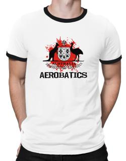 Australia Aerobatics / Blood Ringer T-Shirt