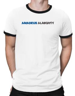 Amadeus Almighty Ringer T-Shirt