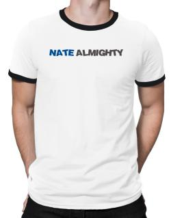 Nate Almighty Ringer T-Shirt