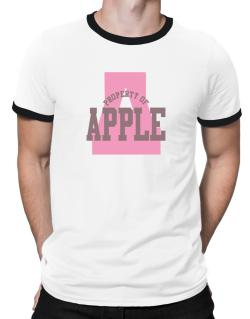 Property Of Apple Ringer T-Shirt