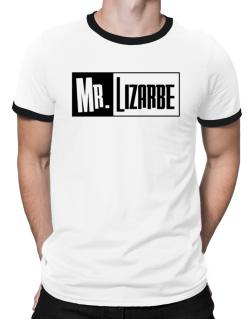 Mr. Lizarbe Ringer T-Shirt