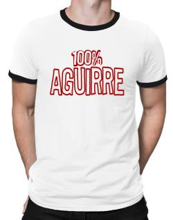 100% Aguirre Ringer T-Shirt