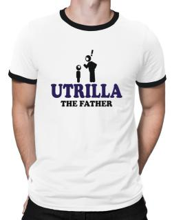 Utrilla The Father Ringer T-Shirt