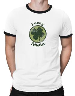 Lucky Pelletier Ringer T-Shirt