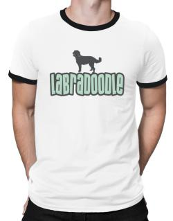 Breed Color Labradoodle Ringer T-Shirt