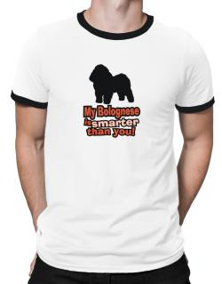 My Bolognese Is Smarter Than You ! Ringer T-Shirt