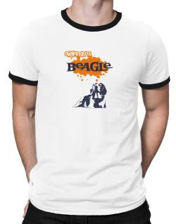 Owned By A Beagle Ringer T-Shirt