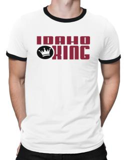 Idaho King Ringer T-Shirt