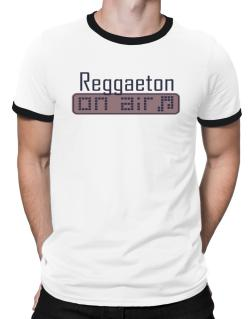 Reggaeton On Air Ringer T-Shirt