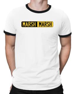 Negative Marsh Ringer T-Shirt