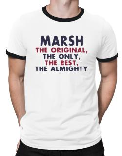 Marsh The Original Ringer T-Shirt