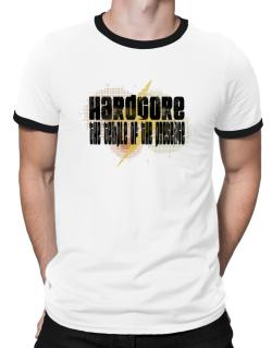 Hardcore The Temple Of The Presence Ringer T-Shirt