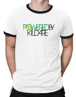 Powered By Kildare Ringer T-Shirt