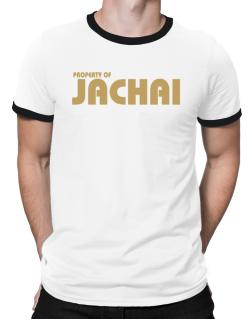Property Of Jachai Ringer T-Shirt