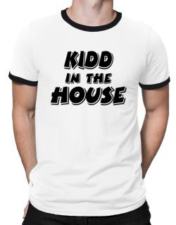 Kidd In The House Ringer T-Shirt