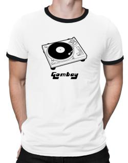 Retro Gombay - Music Ringer T-Shirt